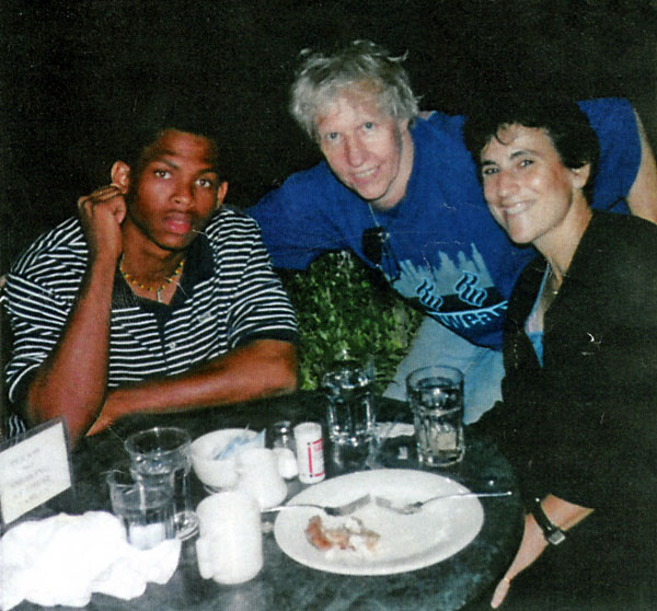 Photo of AnDre, WLH and Liz Abzug from the Summer of 2004!