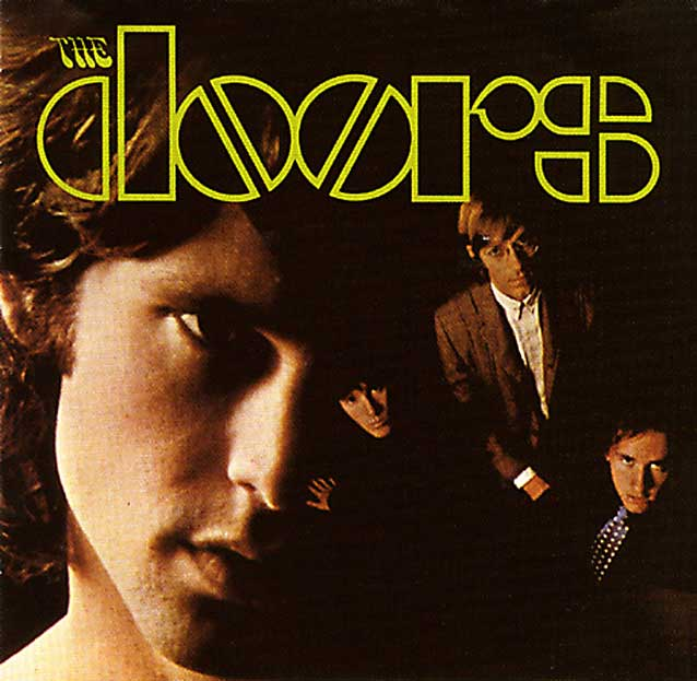 Jim Morrison & The Doors CD Cover