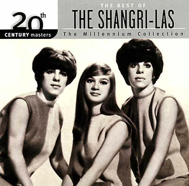 Shangri-Las CD Cover